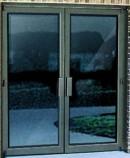Steel Building Commercial Doors Store Front Door